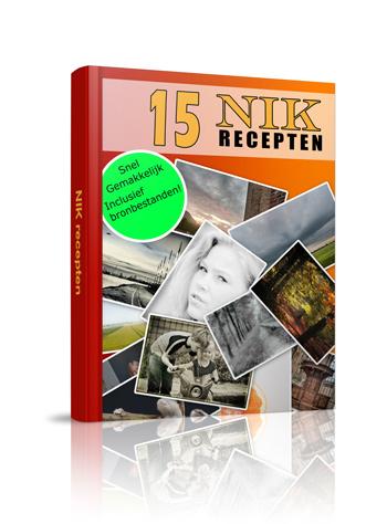 NIK Receptenboek