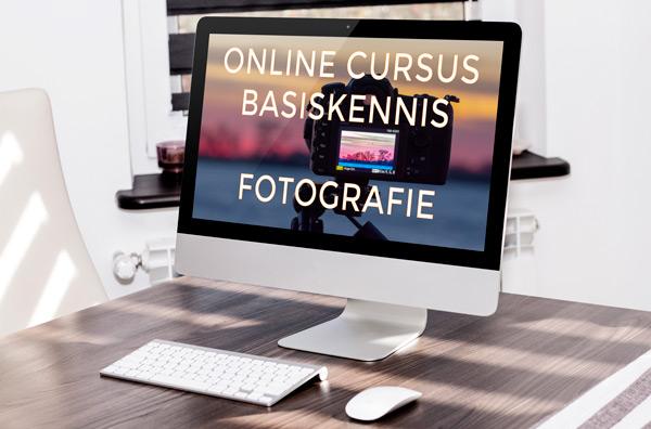 Online Cursus Basiskennis Fotografie